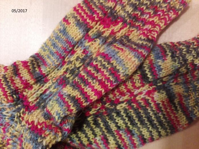Socken HoC 7/10 - 05-2017 Detail