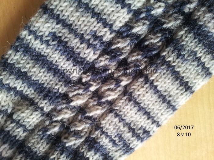 Socken HoC 8/10 - 06-2017 Detail